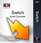 Audio Converter Software MP3 Converter - DIGITAL DOWNLOAD - 1 Yr Subscription