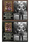 Johnny Blood McNally Green Bay Packers NFL Photo Card Plaque on eBay