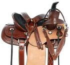 Youth Saddle 13 12 Pleasure Trail Ranch Work Roping Leather Western Horse Tack