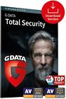 G Data Total Security 2019 (1, 2, 3, 5, 10 PC) 1 und 2 Jahre
