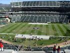 2-40YdLn FRONT ROW AILSE OAKLAND RAIDERS SEASON TICKETS-All 9 Home Games!