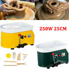 110V 250W Electric Pottery Wheel Ceramic Machine Work Clay Craft & Accessories image