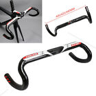 Carbon Road Bike Handlebar Carbon Racing Drop Bar 31.8*400-440mm Bicycle #
