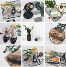 Photography Backdrop Background Paper Double Side food Marble crack ins props