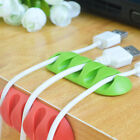 Line Fixer Winder Multipurpose Wire Cord Cable Tidy Holder Drop ClipsOrganize Kr