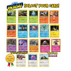 Pokemon Detective Pikachu Special Mini Set Card Singles - Pick your cards!
