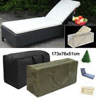 Large Outdoor Garden Furniture Cushion Storage Bag Pouch Waterproof Cover 210d