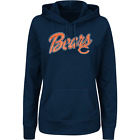 Chicago Bears NFL Hooded Sweatshirt Women's size Large or XL New w/Tag $44.99 USD on eBay