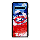 MONTREAL CANADIENS LOGO Samsung Galaxy S5 S6 S7 S8 S9 S10 S10e Edge Plus Case $15.9 USD on eBay