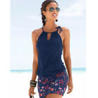 CA Womens Summer Beach Mini Sundress Ladies Casual Sleeveless Tribal Boho Dress