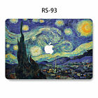 Vintage 3D Starry Night Laptop For MacBook Air Pro Retina Case Full Cover Skin