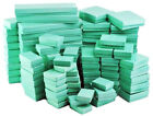 Kyпить Teal Blue Cotton Filled Jewelry Boxes  Lots of 25-50-100 на еВаy.соm
