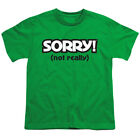 Sorry Not Sorry Youth T-Shirt