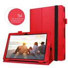"""Slim Stand PU Leather Skin Cover Case For Lenovo Ideapad Miix 320 10.1"""" Tablet"""