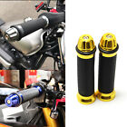 "Rubber Gel 7/8"" Handlebar Hand Grips For Suzuki GSXR750 2003 2005 2006 2007 2008 $9.45 USD on eBay"