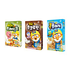 Pororo Korean Ceral Korea Food Snack Original Choco Amond 3 Type
