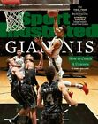 Giannis Antetokounmpo Milwaukee Bucks Sports Illustrated cover photo-select size on eBay