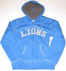 Detroit Lions Full-Zip Hoodie Fleece Lined Women's size Medium, New w/Tag $49.99 USD on eBay
