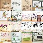 Vinyl Home Room Decor Art Quote Wall Decal Stickers Bedroom Removable Mural Diy#