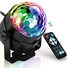 Party Disco Lights Strobe Led Dj Ball Sound Activated Dance Bulb Lamp Decor