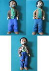 1950s Emmett Kelly Weary Willy the Clown doll, made by Baby Barry Toys PICK ONE