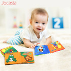 12 Styles Soft Cloth Books Rustle Sound Infant Educational Baby Toys