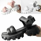 Womens Wedge Flatform Sandals Rope Ankle Lace Tie Up Platform Summer Espadrilles