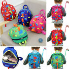 Cute Safety Harness Leash Strap Kids Toddler Walking Cosplay Backpack Reins Bag