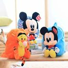1pc 30x30cm 15 Patterns Lovely School Bags Mickey Minnie/Donald Duck Kid's schoo
