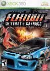 FlatOut: Ultimate Carnage (Microsoft Xbox 360, 2007) - European Version