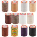 Waxed Thread 0.45mm Polyester Cord Sewing Stitching Leather Craft Bracelet
