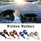 Universal Windscreen Washer Jet Water Spray Nozzle Fit Vehicle Most Car Stock