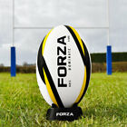 FORZA Dominate Match Ball Rugby Ball | IRB Spec | Laminated Outer Panels
