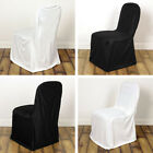 CHAIR COVERS Stretch Scuba Fitted Banquet Wedding Reception Decorations Supply