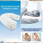 Side Sleeper Cotton Pillow Pregnancy Pillow Cushion Neck & Back Pillow Hold Neck image