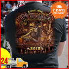 Harley Davidson T Shirt 2018 STURGIS BLACK T-Shirt Men Tee S-6XL REPRINTED $11.99 USD on eBay