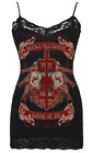 Se7en Deadly House of Sin 20s Flapper Pinup Goth Punk Camisole Tank Top 2039-C