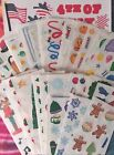 Внешний вид - 2 Strips Creative Memories CHRISTMAS HOLIDAY PARTY Stickers ALL Discontinued