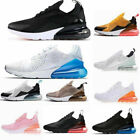 Mens Air Max 270 Running Shoes Light sport run Trainers Sneakers shoes