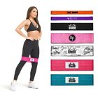 The x Bands Exercise Resistance Non-Slip Fabric Loop Booty Band 50 40, 30, 20 lb image