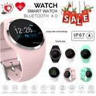 Women's Lady Waterpoof Smart Watch Phone Mate for Android/iPhone/Samsung/LG USA image