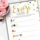 20 Player Baby Shower Games Emoji Quiz Game ~ Boy / Girl / Unisex