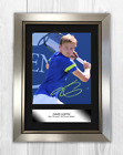 David Goffin A4 signed mounted photograph picture poster. Choice of frame.