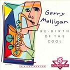 Re-Birth of the Cool by Gerry Mulligan (CD, Jun-1992, GRP, Very Good cond.)