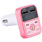 Car Kit Hands-free Wireless Bluetooth FM Transmitter LCD MP3 Player USB C RRC