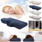 Memory Foam Pillow  Butterfly Shaped Relax Memory Pillows Slow Rebound HL
