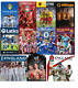 2012 FOOTBALL/RUGBY/CRICKET TEAM CALENDARS