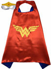 Superhero Capes Masks Dress Up Costumes Adult Teen Kids Boys Girls Party Favors фото