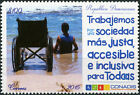 Dominican Republic. 2015. Rights for Disabled People (MNH OG) Stamp