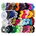 40Pcs Hair Scrunchies Velvet Elastic Hair Bands Scrunchy Hair Band 9 15 20pcs Ne